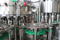 Industrial 330ML Carbonated Drink Filling Machine Capping Labeling Production 1000BPH