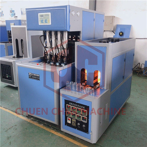 2000ml PET Bottle Blow Molding Machine For Beverage , Food Jar , Cosmetic
